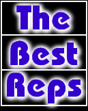 The Best Reps Logo